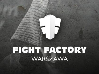 Logo Fight Factory