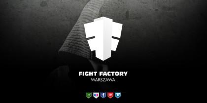 Landing Page Fight Factory Warszawa
