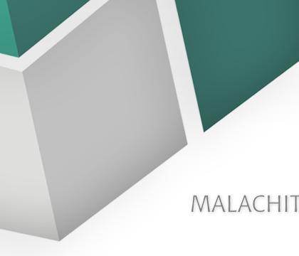 Logo Malachit Corner