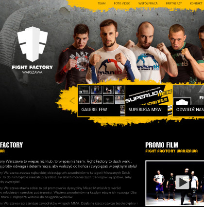 Fight Factory Warsaw