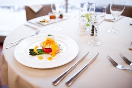 Sesja zdjęciowa bzb Restauracja Branche - Golden Tulip Hotel