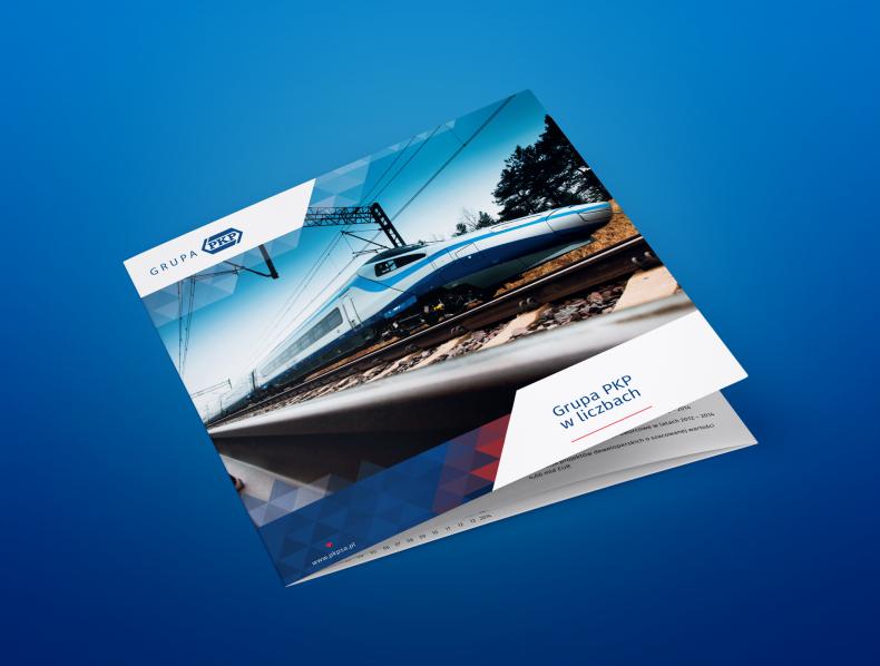 Folder dla grupy PKP na Europejski Kongres Gospodarczy
