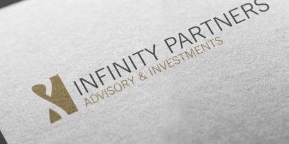 Infinity Partners logo od bzb
