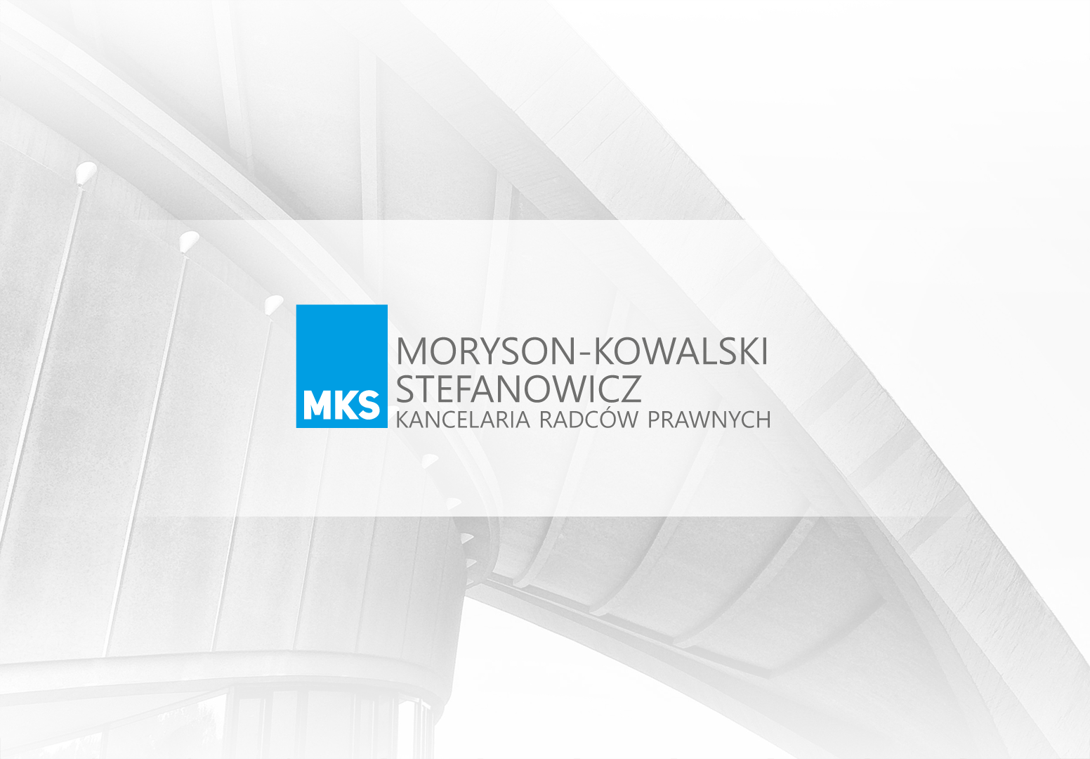 Logo Kancelaria MKS Moryson-Kowalski Stefanowicz Kancelaria Radców Prawnych